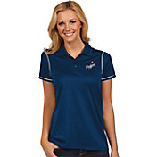 Antigua Women's Los Angeles Dodgers Icon Royal Performance Polo