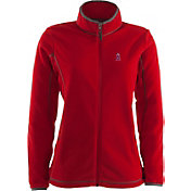 Antigua Women's Los Angeles Angels Red Ice Jacket