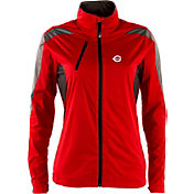 Antigua Women's Cincinnati Reds Full-Zip Red Discover Jacket