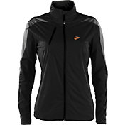 Antigua Women's Baltimore Orioles Full-Zip Black Discover Jacket