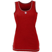 Antigua Women's New York Red Bulls Red Sport Tank Top