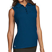 Antigua Women's Jewel Sleeveless Golf Polo