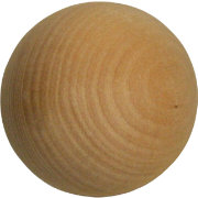 A&R Wood Stick Handling Ball