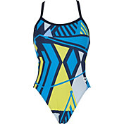 Arena Women's Vertex Challenge Back Swimsuit