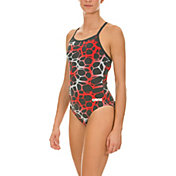 Arena Women's Polycarbonite Light Drop Back Swimsuit