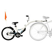 WEERIDE 20'' Co-Pilot Bike Trailer