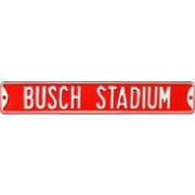 Authentic Street Signs Busch Stadium Street Sign