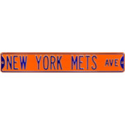 Authentic Street Signs New York Mets Orange Avenue Sign
