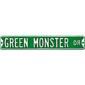 Authentic Street Signs Boston Red Sox 'Green Monster Dr' Street Sign