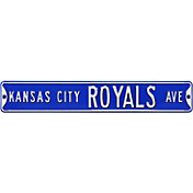 Authentic Street Signs Kansas City Royals Avenue Sign
