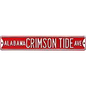 Authentic Street Signs Alabama Crimson Tide Avenue Sign