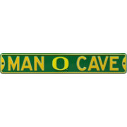 Authentic Street Signs Oregon Ducks 'Man Cave' Street Sign