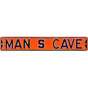 Authentic Street Signs Syracuse Orange 'Man Cave' Street Sign