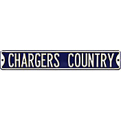 Authentic Street Signs San Diego Chargers 'Chargers Country' Street Sign