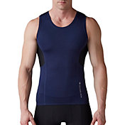 SECOND SKIN Men's QUATROFLX Sleeveless Compression Top