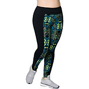 Rainbeau Curves Women's Plus Size Joan Print Leggings