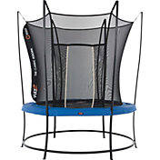 Vuly 2 8' Round Trampoline with Enclosure Net