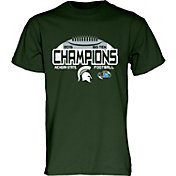 Blue 84 Men's Michigan State Spartans Big 10 Champions T-Shirt