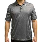 Black Clover Men's Lucky Heather Golf Polo