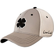 Black Clover Men's Premium Clover Mesh Back Golf Hat