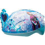 Bell Youth 3D Frozen Bike Helmet