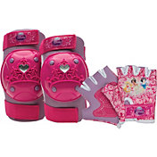 Bell Youth Disney Princess Bike Protective Set