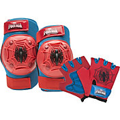 Bell Youth Spider-Man Webslinger Bike Protective Set