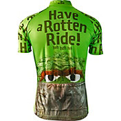 Brainstorm Gear Men's Oscar The Grouch Cycling Jersey