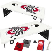 BAGGO Ohio State Buckeyes Bean Bag Toss Game