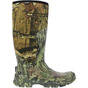 """BOGS Men's Big Horn Tall 17"""" Insulated Waterproof Rain Boots"""