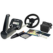 Bounty Hunter Junior Metal Detector Coin Collecting Kit