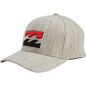 Billabong Men's All Day Heathers FlexFit Hat