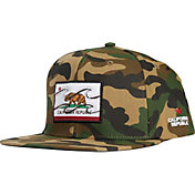 Billabong Men's Native Camo Snapback Hat