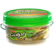 Berkley Gulp! Alive! Shrimp and Peeler Crab Assortment