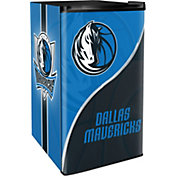 Boelter Dallas Mavericks Counter Top Height Refrigerator