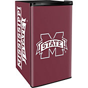 Boelter Mississippi State Bulldogs Counter Top Height Refrigerator