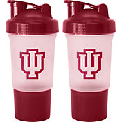 Boelter Indiana Hoosiers 16oz Protein Shaker 2-Pack