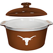 Boelter Texas Longhorns Game Time 2.4qt Oven Ceramic Bowl