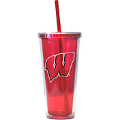 Boelter Wisconsin Badgers 22oz Double-Walled Tumbler