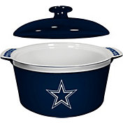 Boelter Dallas Cowboys Game Time 2.4qt Oven Ceramic Bowl