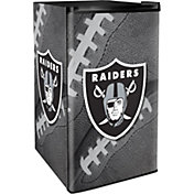 Boelter Oakland Raiders Counter Top Height Refrigerator
