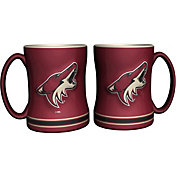 Boelter Arizona Coyotes Relief 14oz Coffee Mug 2-Pack