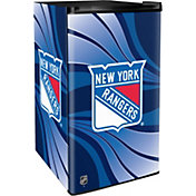Boelter New York Rangers Counter Top Height Refrigerator