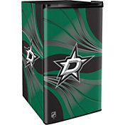 Boelter Dallas Stars Counter Top Height Refrigerator