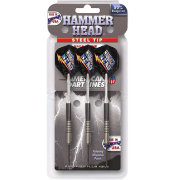 Bottelsen Hammer Head 80% Series 24g Steel Tip Darts