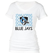 Johns Hopkins Blue Jays Women's Apparel