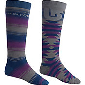 Burton Men's Weekend Socks 2 Pack