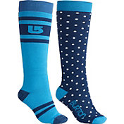 Burton Women's Weekend Socks 2 Pack
