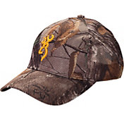 Browning Men's Mesh-Lite Camo Hat