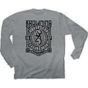 Browning Men's Browning Worldwide Long Sleeve Shirt